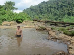 pool of water- Jacob